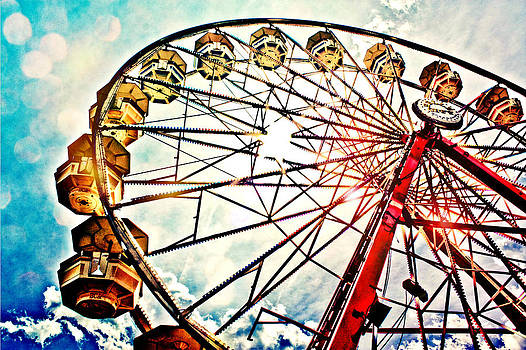 Ferris Wheel by Eye Shutter To Think