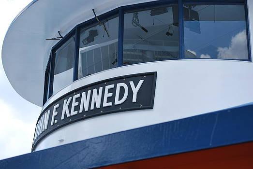 Michelle Cruz - Ferry Captain