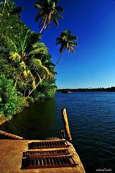 Ferry by Vinod Nair
