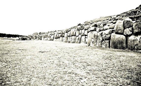 Darcy Michaelchuk - Field at Sacsayhuaman