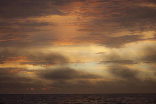 Teresa Mucha - Fiery Atlantic Sunrise 1