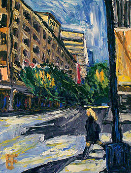 Allen Forrest - Fifth Avenue and Pike Street Pedestrian