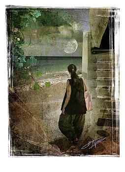 Figure In Dream by Pavlos Vlachos