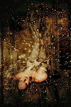 Figure in Stars by Sharon Coty