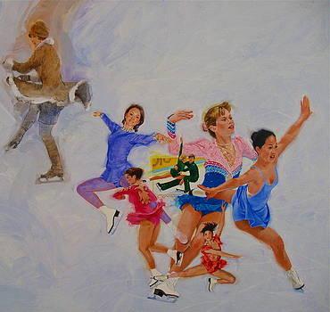 Cliff Spohn - Figure Skating