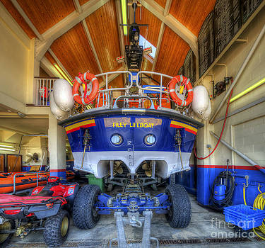 Yhun Suarez - Filey Lifeboat