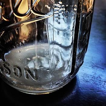 Filtered Homemade #sake by Bella Guzman