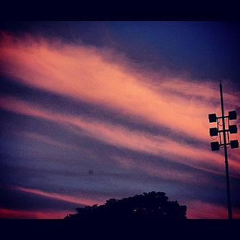 Final De Tarde ... #sp #sunset #sky by Carlos Alberto
