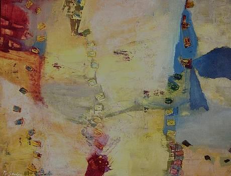 Finding a Way by Noel Sandino