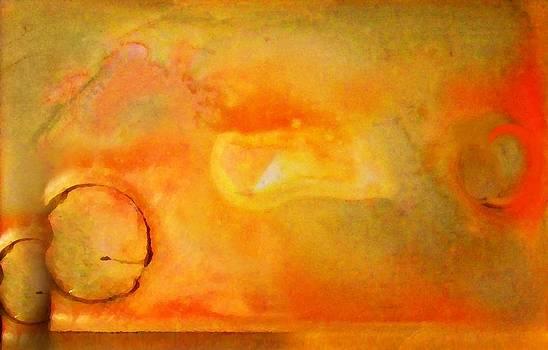 G Linsenmayer - FINE ART PAINTING ORIGINAL DITITAL ABSTRACT PALETTE