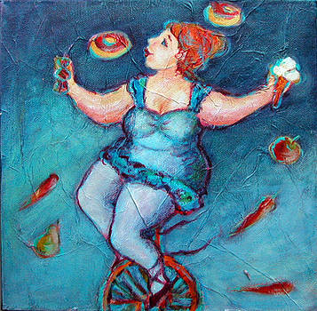 Fine Balance by Zina Chmielowski