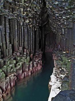 Fingal's Cave by Steve Watson