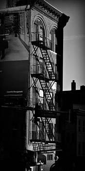 Fire Escape by Laurianna Murray