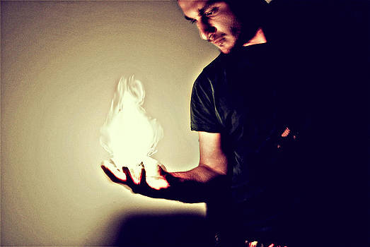 Fire in my hand by Abdussamed Arslan