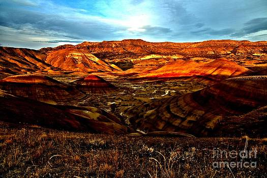 Adam Jewell - Fire In The Painted Hills