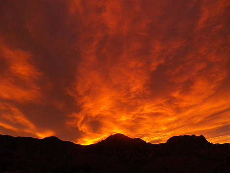 Fire in the Sky by Jonathan Barnes