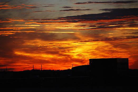 Fire in the Sky by JP Rhea