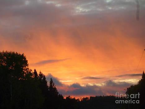 Art Studio - Fire In The Sky