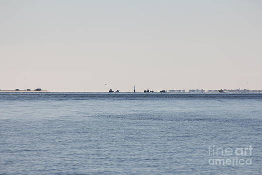 Fire Island Inlet I by Scenesational Photos