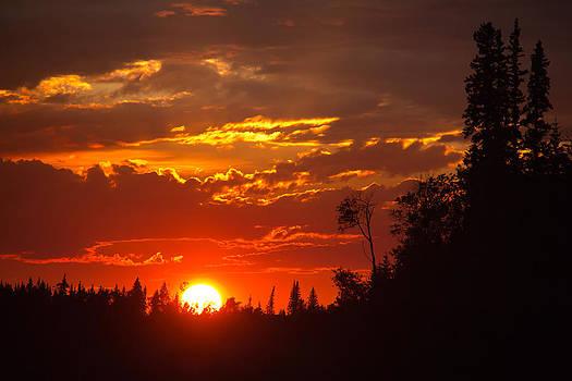 Fire Sun by Darren Langlois
