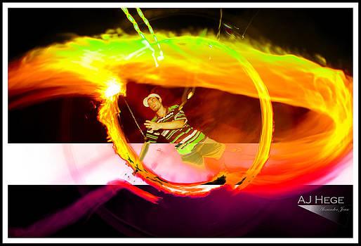 Fire Swipe by AJ Hege