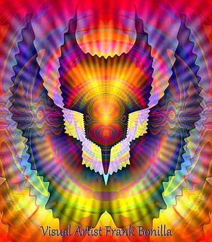Firebird by Visual Artist  Frank Bonilla