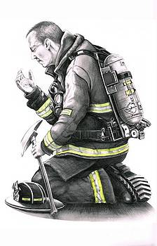 Firefighter by Murphy Elliott