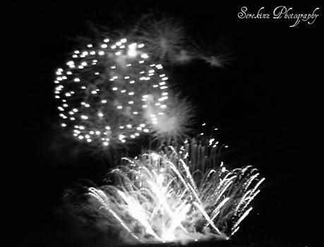 Rachael Shaw - Firework Display