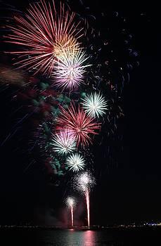Firework Finale by Alexander Spahn
