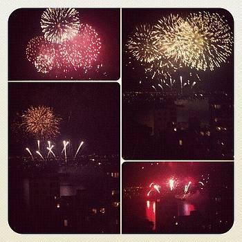 #fireworks #english Bay #celebration Of by Leah Simone Chatzoglou