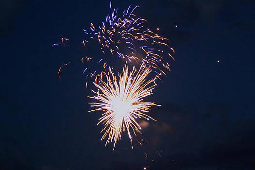 Fireworks by Robbie Basquez
