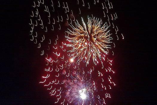 Fireworks by Sandi Owens