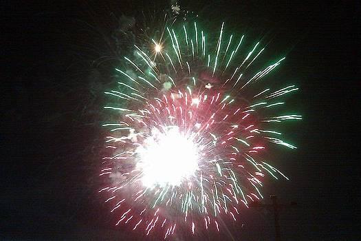 Fireworks2 by Sandi Owens