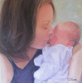 First Embrace by Sheila Gunter