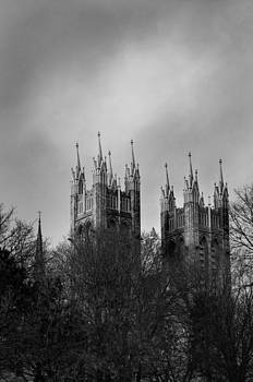 Alan Norsworthy - First Light - Spires