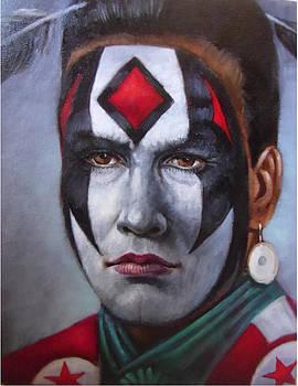 First People II by Geraldine Arata