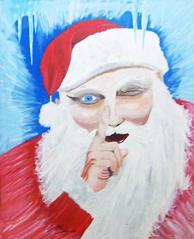 First Santa by Gordon Wendling