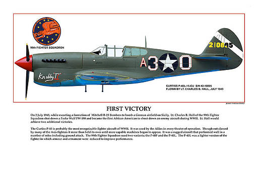 First Victory by Jerry Taliaferro