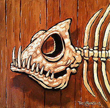 Fish Bones by Trey Surtees