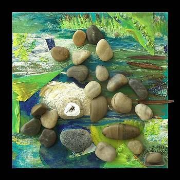 Fish Creek - SOLD by Sylvia Greer