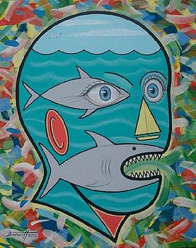 Fish Head by Mark Barnett
