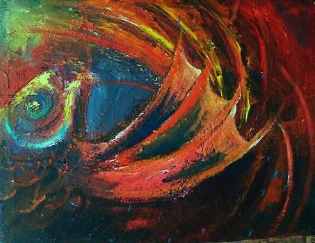 Fish by Mayanja Richard weazher