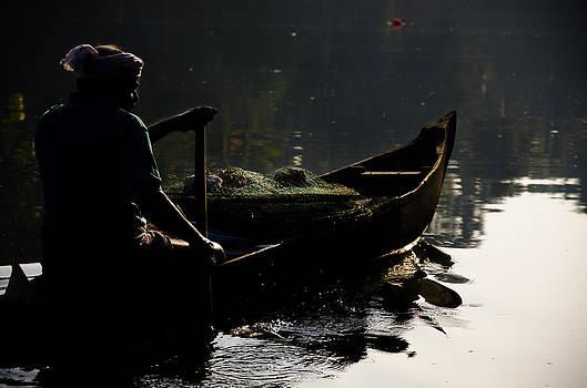 Fisherman by Marshal Jose