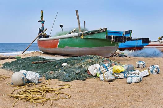 Kantilal Patel - Fishermans Boat Corner