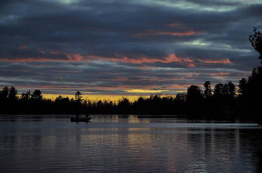 Fishermans Evening by RJ Martens