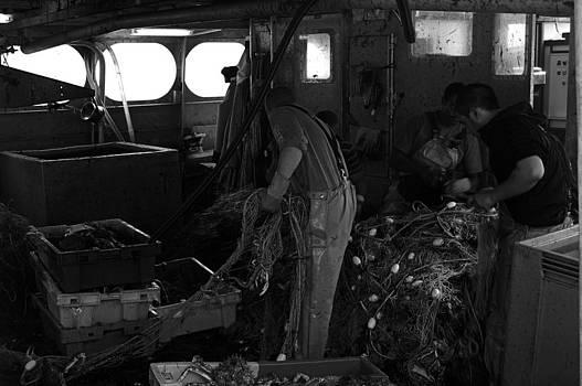 RicardMN Photography - Fishermen from Dinard