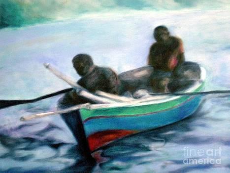 Fishermen by Jenny Goldman
