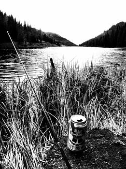 Fishing and Beer by Rick Ryan