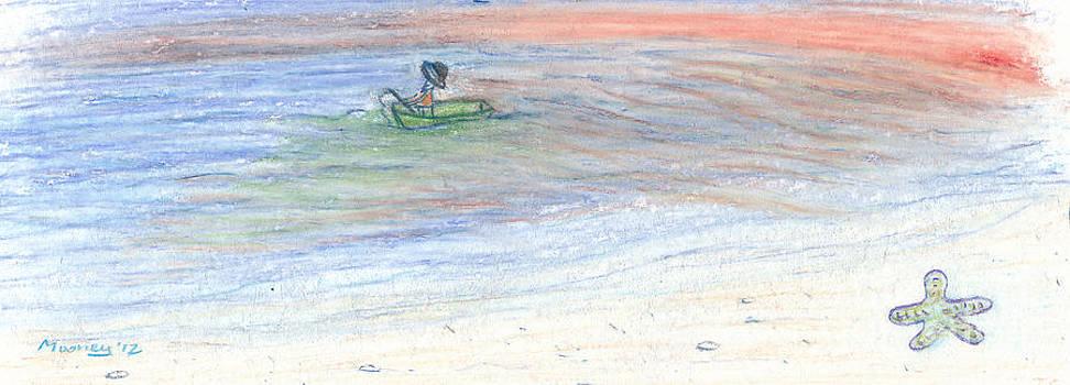 Michael Mooney - Fishing for Starfish