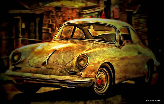 Fishtown Porsche by Timothy Thurman